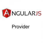 AngularJS - Provider