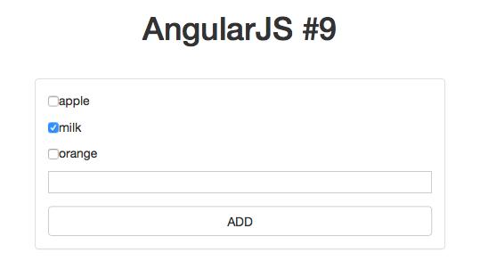 angularjs - component