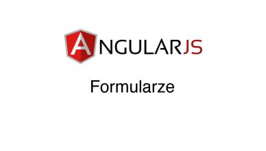 angularjs - formularze