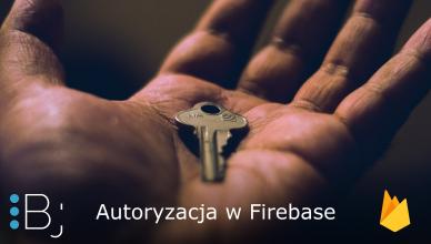 firebase autoryzacja