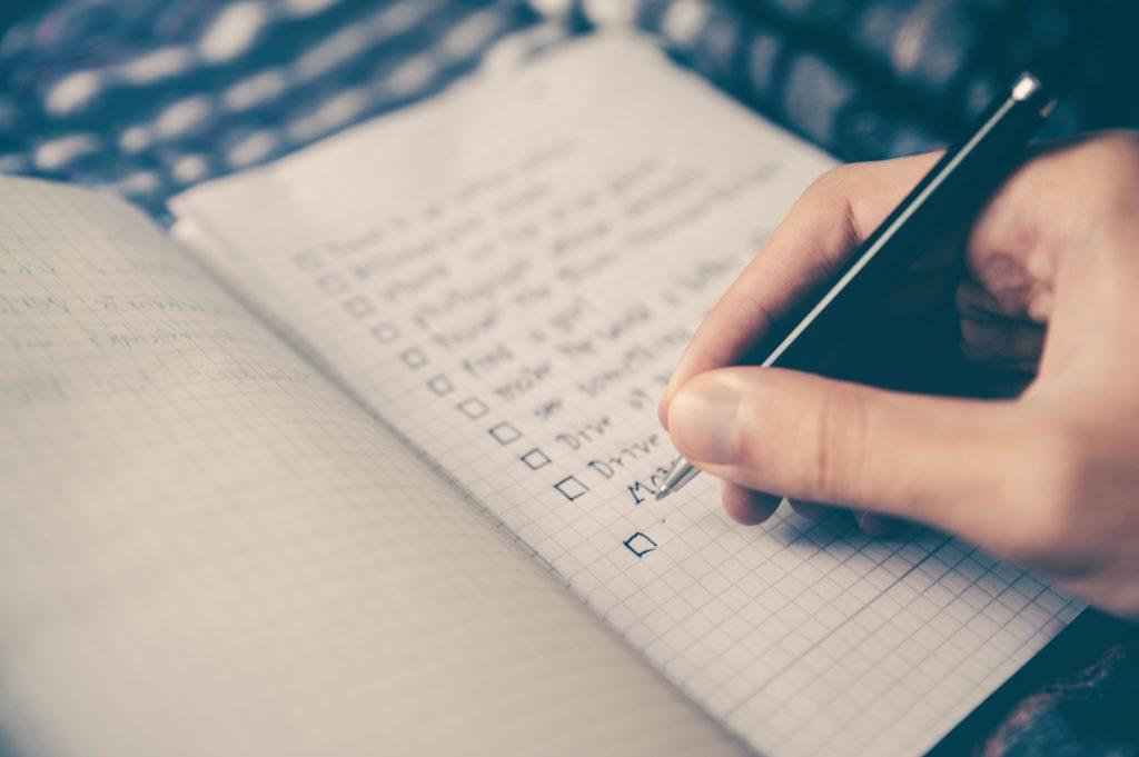 Sposoby na podróże - planowanie