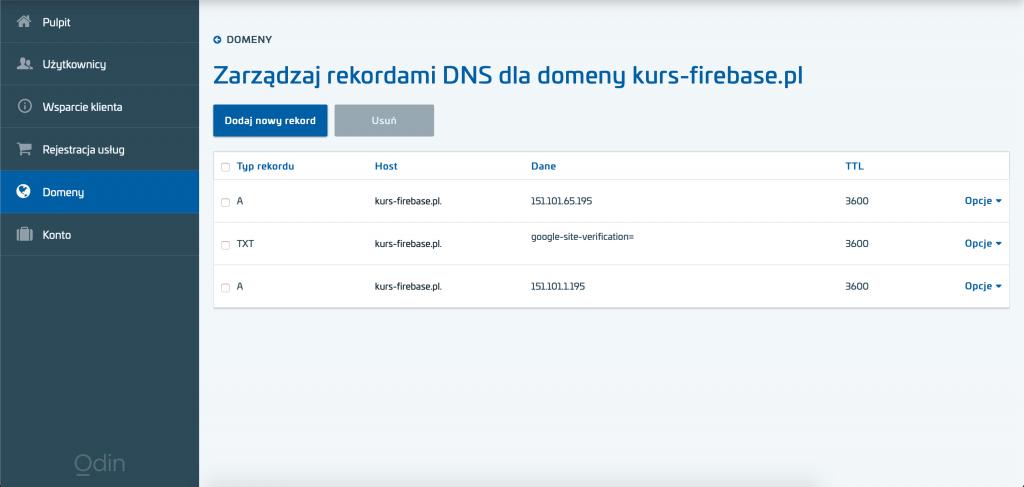 Firebase - Hosting - 7