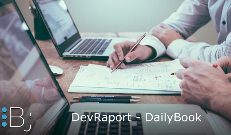 dev-raport-dailybook